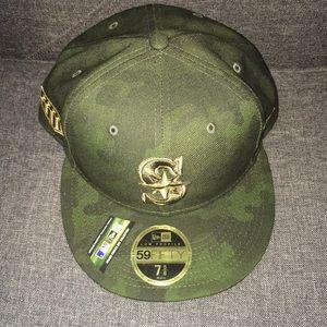 Seattle Mariners Military appreciate baseball cap